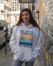 My Little Crocs My World Hooded Sweatshirt lifestyle-unisex-hoodie-front-1