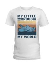 My Little Crocs My World Ladies T-Shirt thumbnail