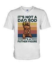 Dad Bod V-Neck T-Shirt thumbnail