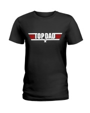 Top Dad Ladies T-Shirt tile
