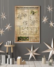 Tractor Driver Knowledge 11x17 Poster lifestyle-holiday-poster-1