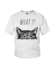 Love Cat Youth T-Shirt thumbnail