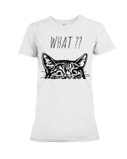 Love Cat Premium Fit Ladies Tee thumbnail