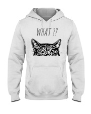 Love Cat Hooded Sweatshirt thumbnail