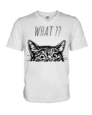 Love Cat V-Neck T-Shirt thumbnail