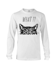Love Cat Long Sleeve Tee thumbnail