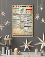 ECG Knowledge 11x17 Poster lifestyle-holiday-poster-1