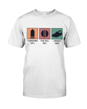 The Pill And Crocs Premium Fit Mens Tee thumbnail