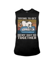 Trying To Get My Shit Together Sleeveless Tee thumbnail