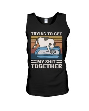 Trying To Get My Shit Together Unisex Tank thumbnail