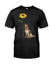 German Shepherd Dog Classic T-Shirt front