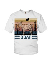 Goat Funny Youth T-Shirt thumbnail