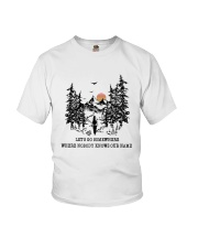 Lets Go Somewhere Youth T-Shirt thumbnail