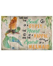 She Has The Soul Of A Gypsy 17x11 Poster front