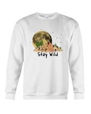 Stay Wild Crewneck Sweatshirt thumbnail