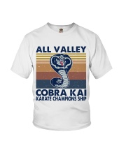 All Valley Cobra Kai Youth T-Shirt tile