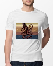 Octopus Beer Classic T-Shirt lifestyle-mens-crewneck-front-13