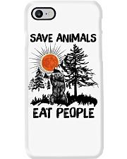 Save Animals Phone Case thumbnail