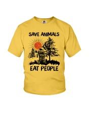 Save Animals Youth T-Shirt thumbnail