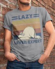 Lazy Lever Expert Classic T-Shirt apparel-classic-tshirt-lifestyle-26