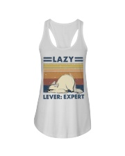 Lazy Lever Expert Ladies Flowy Tank tile