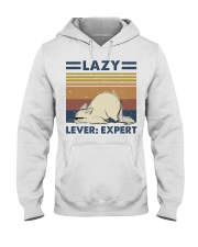 Lazy Lever Expert Hooded Sweatshirt tile