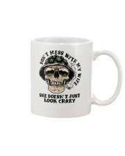 Don't Mess With My Wife Mug thumbnail