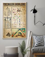Freemason Knowledge 11x17 Poster lifestyle-poster-1