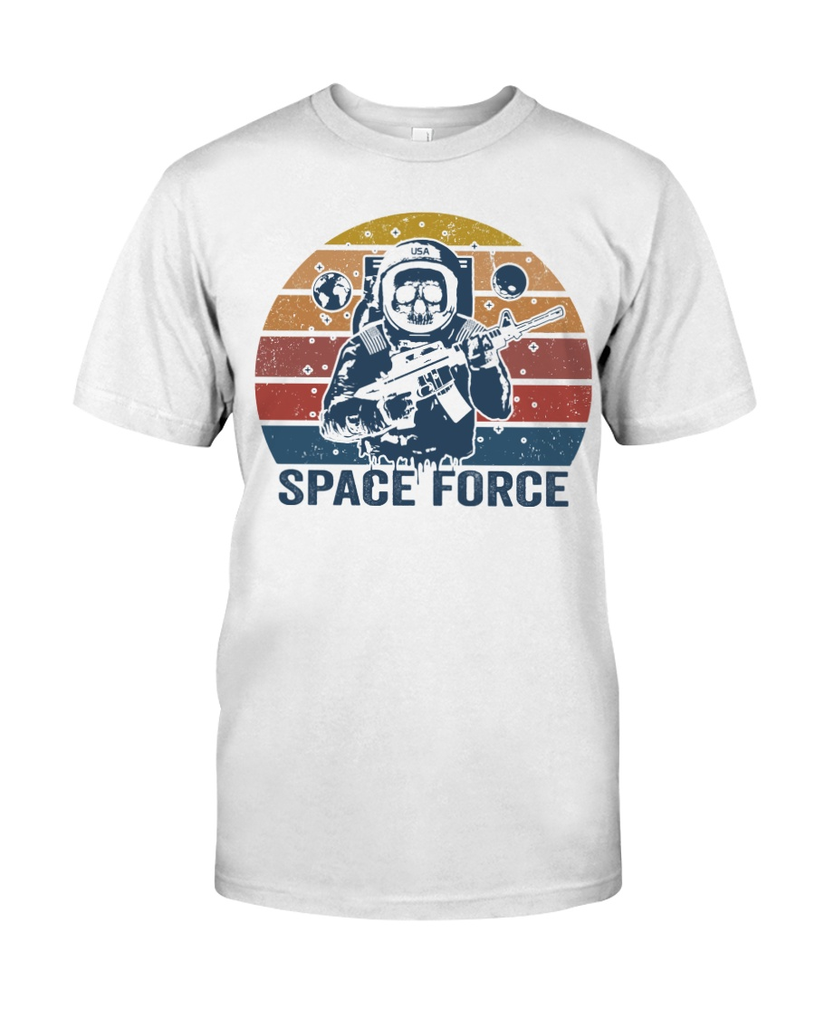 Space Force Classic T-Shirt