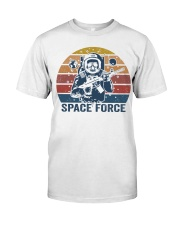 Space Force Classic T-Shirt front