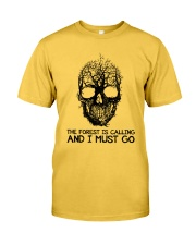 The Forest Is Calling Classic T-Shirt front