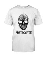The Forest Is Calling Premium Fit Mens Tee thumbnail