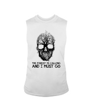 The Forest Is Calling Sleeveless Tee thumbnail
