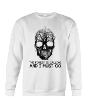 The Forest Is Calling Crewneck Sweatshirt thumbnail