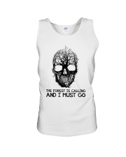 The Forest Is Calling Unisex Tank thumbnail