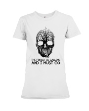The Forest Is Calling Premium Fit Ladies Tee thumbnail
