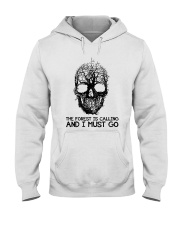 The Forest Is Calling Hooded Sweatshirt thumbnail