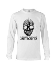 The Forest Is Calling Long Sleeve Tee thumbnail