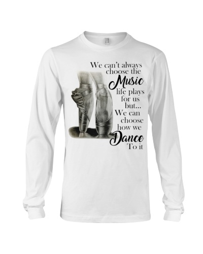We Can Choose How To Dance