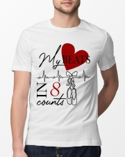 My Beats In 8 Counts Classic T-Shirt lifestyle-mens-crewneck-front-13