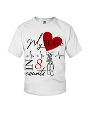My Beats In 8 Counts Youth T-Shirt thumbnail