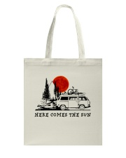 Here Comes The Sun Tote Bag thumbnail
