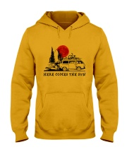 Here Comes The Sun Hooded Sweatshirt thumbnail