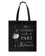 If You Stumble Tote Bag thumbnail