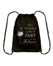 If You Stumble Drawstring Bag thumbnail