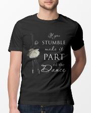 If You Stumble Classic T-Shirt lifestyle-mens-crewneck-front-13