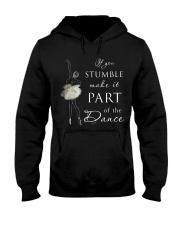 If You Stumble Hooded Sweatshirt thumbnail