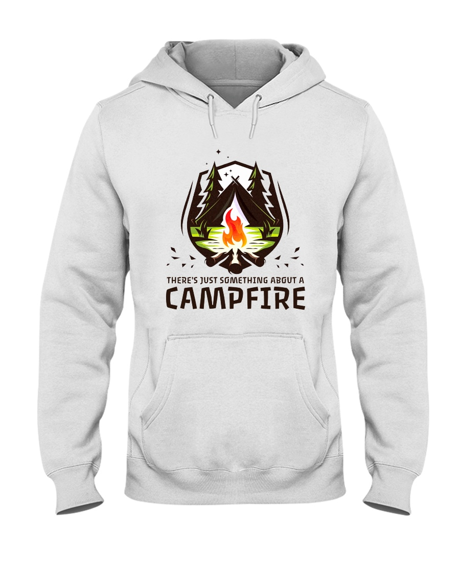 A Campfire Hooded Sweatshirt