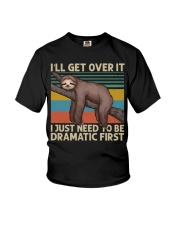 Just Need To Be Drammatic First Youth T-Shirt thumbnail