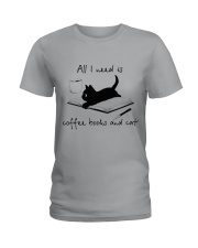 All You Need Is Ladies T-Shirt thumbnail